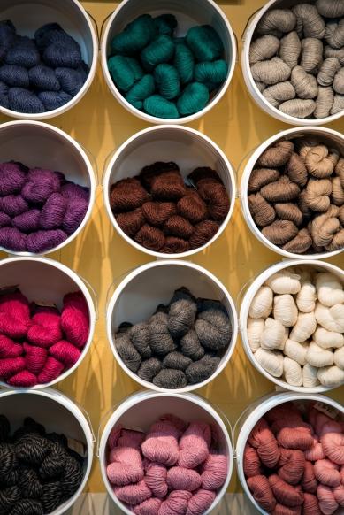 Yarn Buckets