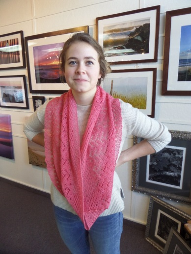 Penny Infinity Scarf