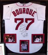 Ray Bourque's number one fan!