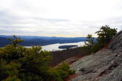 View of Fox Island