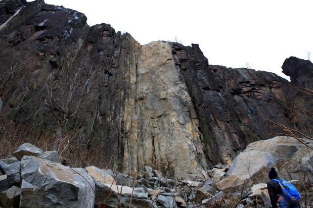 Rockslide of 2012