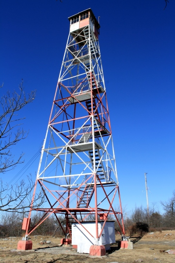 Catfish Fire Tower