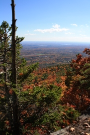 View of the Hudson Valley