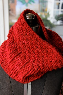 Red Rasta Cowl